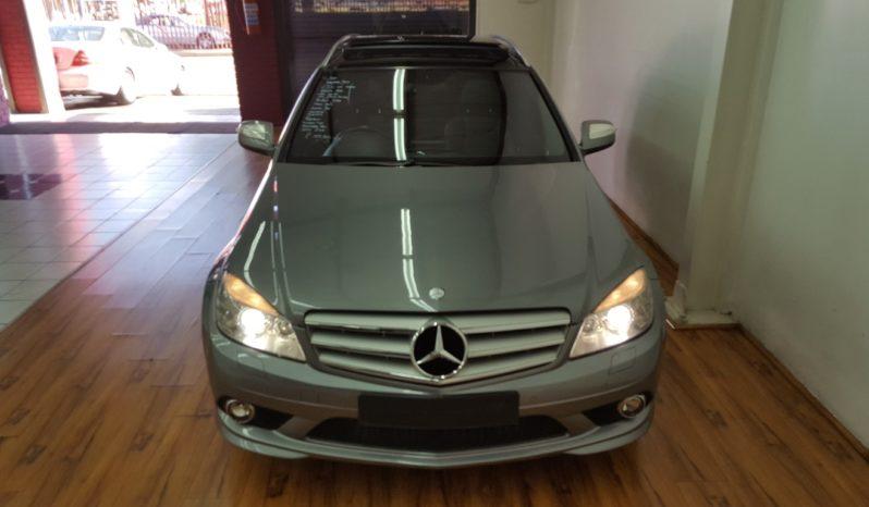 Mercedes-Benz C-Class C220CDI Estate Avantgarde Auto full