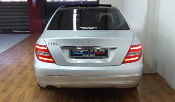 2012 Mercedes-Benz C-Class C180CGI Avantgarde AMG Sports Auto full